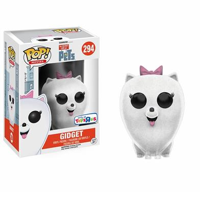 Funko Pop! Movies Gidget (Flocked) Stock