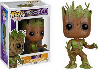 Funko Pop! Marvel Groot (Mossy) Stock Thumb