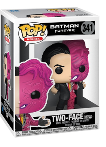 Funko Pop! Heroes Two-Face Batman Forever Stock
