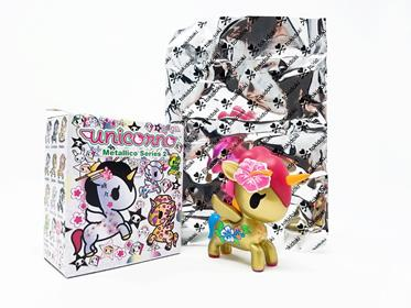 Tokidoki Unicorno Metallico Series 2 Kaili Stock Thumb