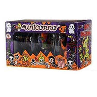 Tokidoki Unicorno Misc Halloween 3 pack Stock