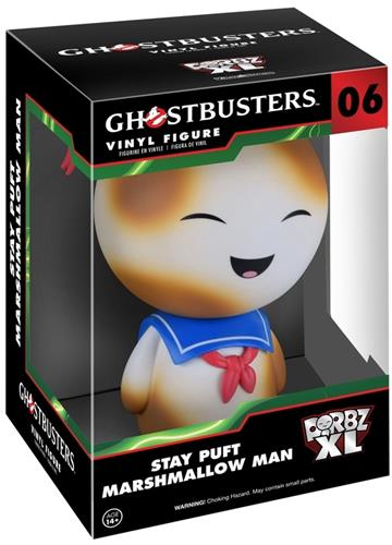 """Dorbz Movies Stay Puft Marshmallow Man (Toasted) - 6"""" Stock"""