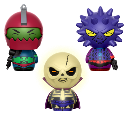 Dorbz Masters of the Universe Masters of the Universe (3-Pack)