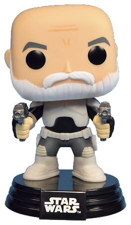 Funko Pop! Star Wars Captain Rex