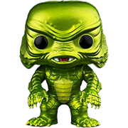 Funko Pop! Movies Creature From the Black Lagoon (Metallic)