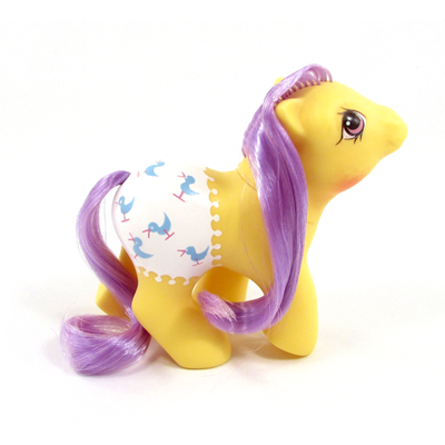 My Little Pony Year 07 Baby Splashes