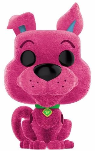 Funko Pop! Animation Scooby-Doo (Flocked) - Magenta