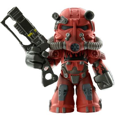 Mystery Minis Fallout 4 Power Armor (Red Flame)