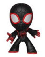 Mystery Minis Spider-man Into the Spider-Verse Miles Morales