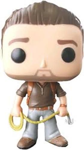 Funko Pop! Games Nathan Drake (Brown Shirt)