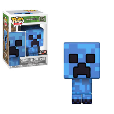 Funko Pop! Games Creeper (Charged) Stock