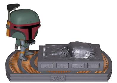 Funko Pop! Star Wars Boba Gets His Bounty