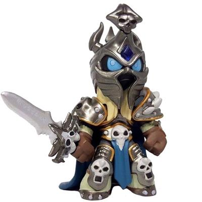 Mystery Minis Blizzard: Heroes of the Storm Arthas (Lich King)  Icon