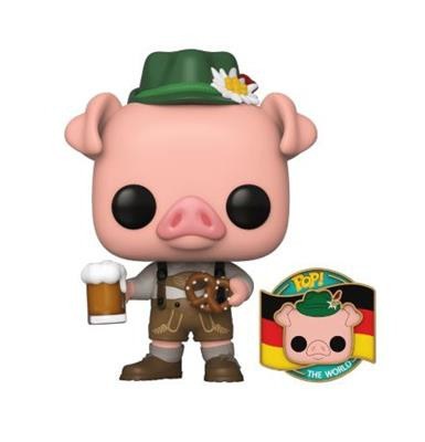 Funko Pop! Around The World Hamsel