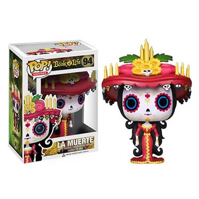 Funko Pop! Movies La Muerte Stock
