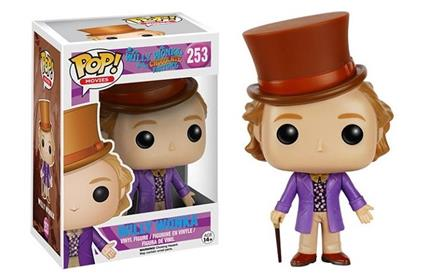 Funko Pop! Movies Willy Wonka Stock