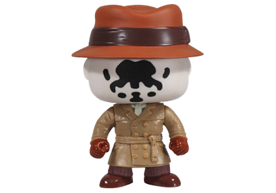 Funko Pop! Movies Rorschach Icon