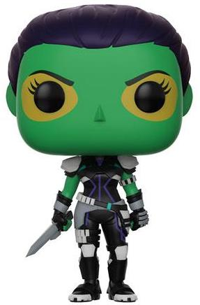 Funko Pop! Games Gamora