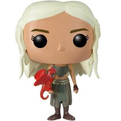 Funko Pop! Game of Thrones Daenerys Targaryen (Red Dragon)