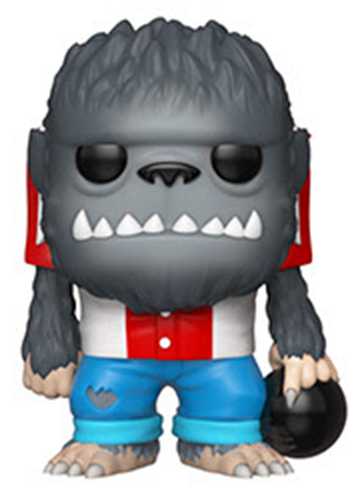 Funko Pop! Funko Wolfgang Icon