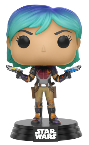 Funko Pop! Star Wars Sabine