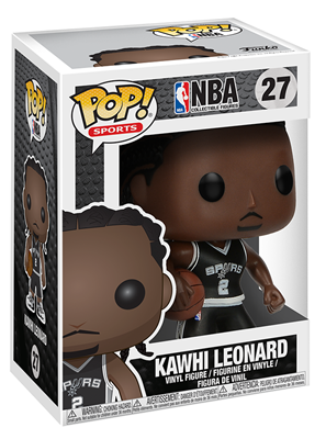 Funko Pop! Sports Kawhi Leonard Stock