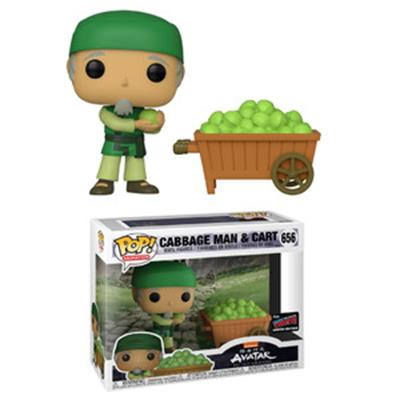 Funko Pop! Animation Cabbage Man and Cart Stock