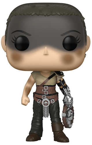Funko Pop! Movies Furiosa Icon