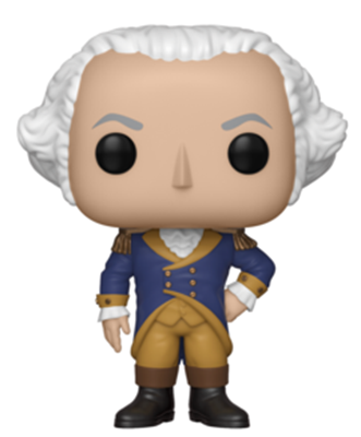Funko Pop! Icons George Washington