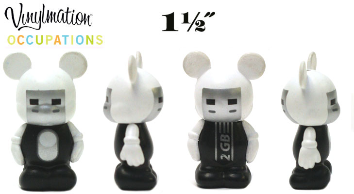 Vinylmation Open And Misc Occupations Jr. Thumb Drive