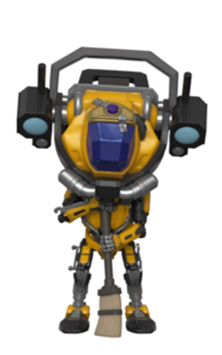 Funko Pop! Games Sweeper Bot