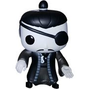 Funko Pop! Asia Wu Tang Priest (Black & White)
