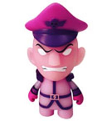 Kid Robot Street Fighter x Kidrobot Ultimate Psycho Crusher M. Bison