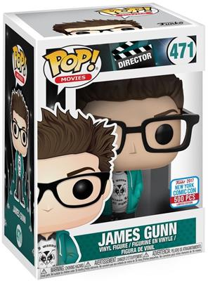 Funko Pop! Movies James Gunn Stock