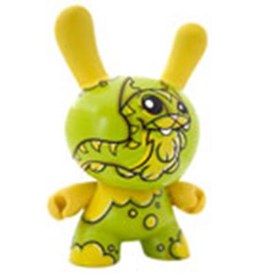 "Kid Robot 8"" Dunnys Caterpillar"