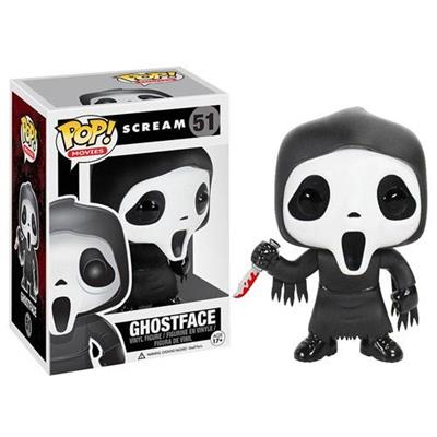 Funko Pop! Movies Ghost Face Stock