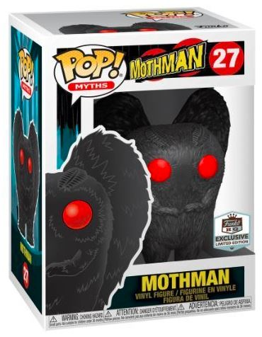 Funko Pop! Myths Mothman Stock