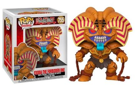 Funko Pop! Animation Exodia The Forbidden One