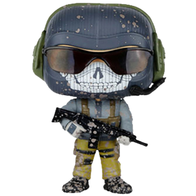 "Funko Pop! Games LT. Simon ""Ghost"" Riley (Muddy)"