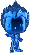 Funko Pop! Animation Vegeta (Super Saiyan) - Blue Chrome