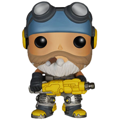 Funko Pop! Games Hank