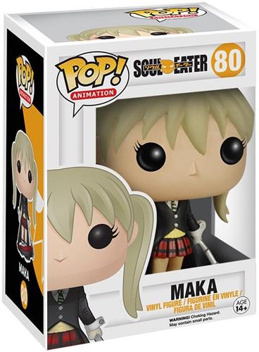 Funko Pop! Animation Maka Stock