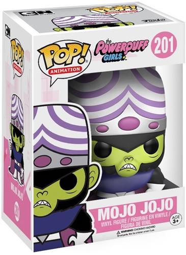 Funko Pop! Animation Mojo Jojo Stock