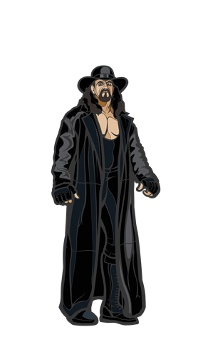 FiGPin WWE: Legends Undertaker Icon