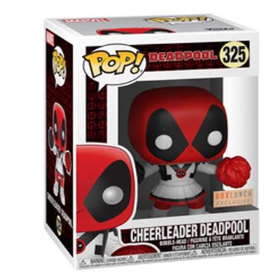 Funko Pop! Marvel Deadpool (Cheerleader) Stock Thumb