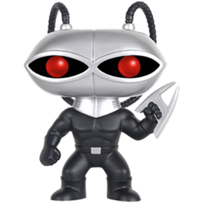 Funko Pop! Heroes Black Manta