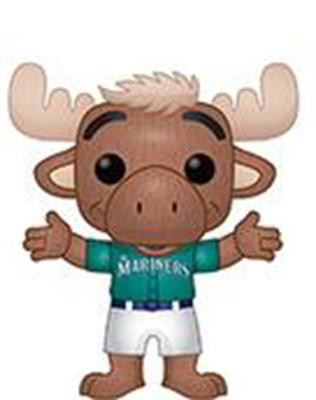 Funko Pop! MLB Seattle Mariners Mascot Mariner Moose