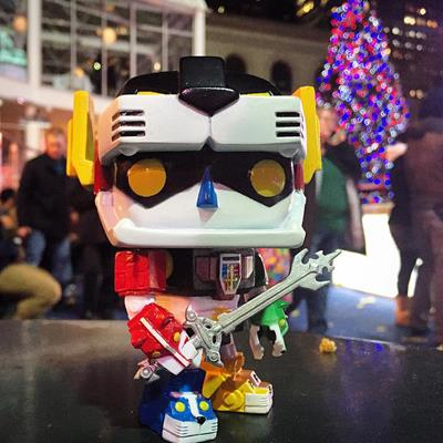Funko Pop! Animation Voltron shaman_of_pop on instagram.com