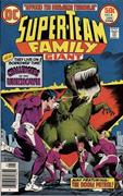 DC Comics Super-Team Family (1975 - 1978) Super-Team Family (1975) #8