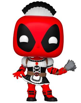 Funko Pop! Marvel Deadpool French Maid Icon